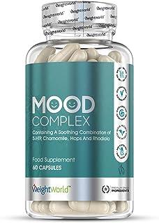 5 HTP Mood Complex - Suplemento para el Estado