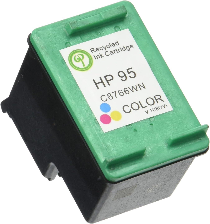 Monoprice 108918 MPI Remanufactured HP 95 (C8766WN) Inkjet - Tri Color