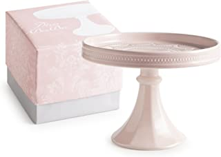 rosanna pink cake stand
