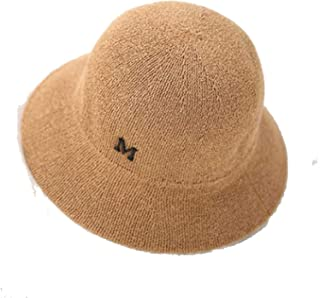 Surprise S Summer New Foldable Circle Yarn Dome M Letter Fisherman Hat Outdoor Beach Straw Hat