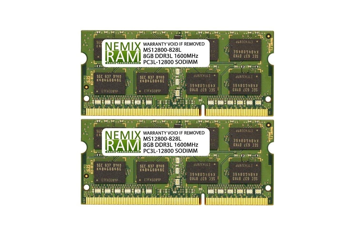 突然のシンジケート改革16GB 2X8GB NEMIX RAM メモリ Apple Mac Mini 2012用