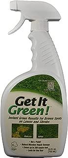 Get It Green-Repairs Brown Spots on Shrubs