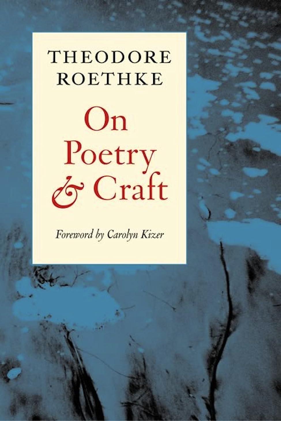 絵スリップシューズ教育On Poetry and Craft: Selected Prose (Writing Re: Writing) (English Edition)