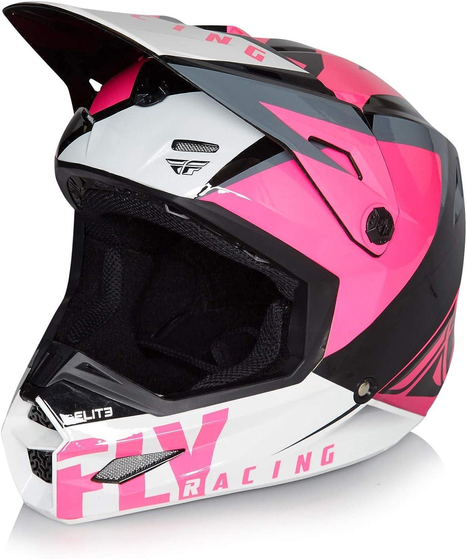 Fly Racing Spring new work Pink-Black 2019 Popular overseas Helmet Elite MX Vigilant