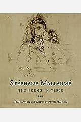 Stéphane Mallarmé: The Poems in Verse Paperback
