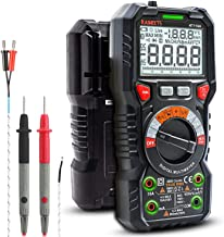 KAIWEETS Digital Multimeter TRMS 6000 Counts Ohmmeter Voltmeter Auto-Ranging Fast..