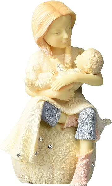 Enesco Foundations Collectible Figurine Big Sister 4050139