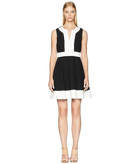 Kate Spade New York Color Block Ponte Dress
