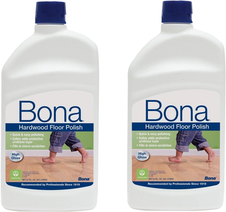 Bona New Shipping Free Shipping Hardwood Floor Polish- High Gloss- Ounces 64 Value of Boston Mall Pack