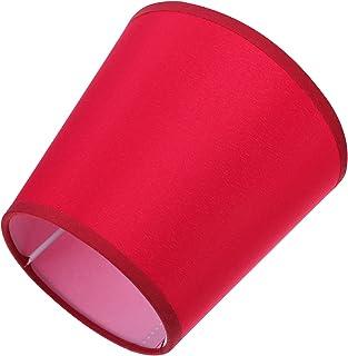 OSALADI Simple Tissu Abat- Jour Moderne Clip- Ampoule Lumière Couverture Tissu Ampoule Garde Ombre Lampe Accessoires pour ...