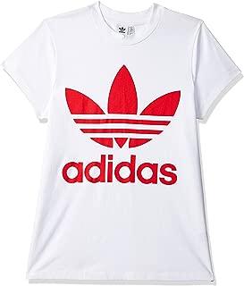 adidas Originals Women's Big Trefoil Tshirt