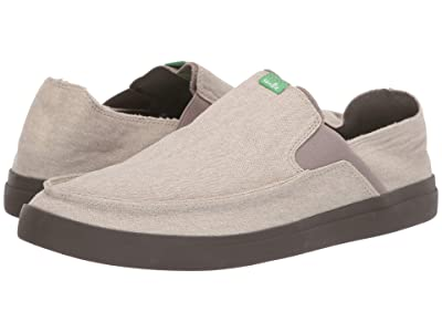 Sanuk Pick Pocket Slip-On Sneaker (Peyote) Men