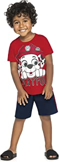Conjuntos, Camiseta e Bermuda com estampa, Menino, Patrulha Canina