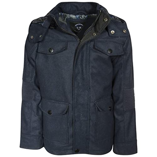 9a7ac37c0 Navy Blue Baby Boy Coats  Amazon.com