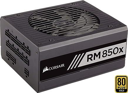 Corsair RM850x Alimentatore PC, Completamente Modulare, 80 Plus Gold, 850 Watt, EU, Serie RMX, Nero - Confronta prezzi