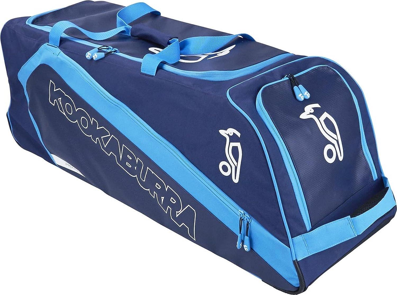 Kookaburra Cricket Kit Storage Pro 2500 Large Wheelie Bag 920 x 330 x 340mm