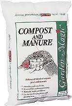 Michigan Peat 5240 Garden Magic Compost and Manure, 40-Pound