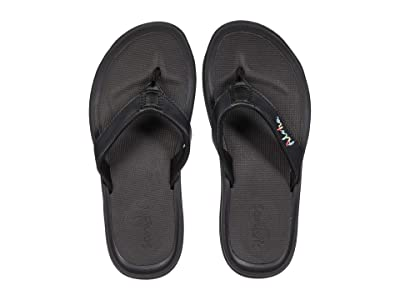 Sanuk Tripper Hawaii (Black) Women