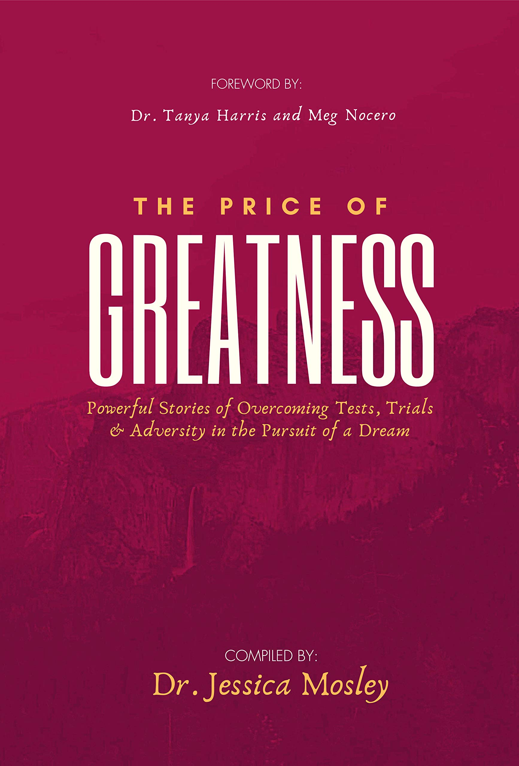 The Price of Greatness : Powerful Stories of Overcoming Tests, Trials & Adversity in the Pursuit of a Dream
