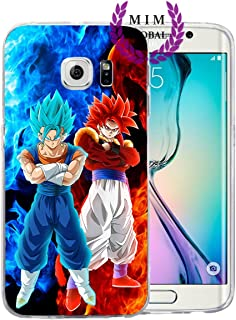 MIM UK Dragon Ball Z Super GT Samsung S Case Covers Compatible for Samsung S Series (Samsung S7, Ultimate Fusions)