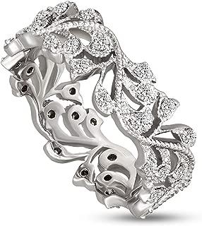 100% Real Diamond Ring Engagement Diamond Ring 3/4 ct IGI Certified Lab Grown Diamond Engagement Rings For Women Lab Created Diamond Ring SI-GH 10K Real Diamond Band Rings