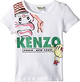 Kenzo Kids - Food Characters Tee Shirt (Toddler/Little Kids)