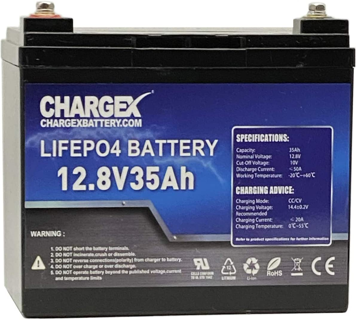 12V 35AH Lithium Battery ion Direct sale of manufacturer Fashion