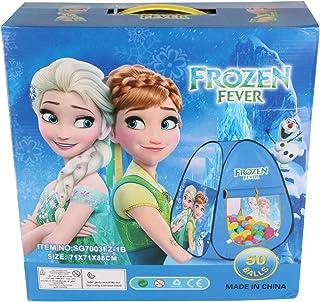 Frozen Fever Play Tent for Kids - 50 Balls