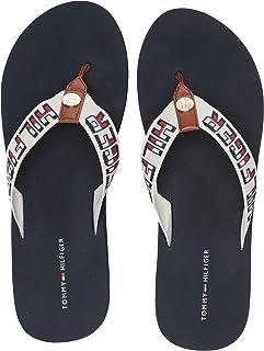 34d9616d981b Amazon.com  Tommy Hilfiger - Flip-Flops   Sandals  Clothing