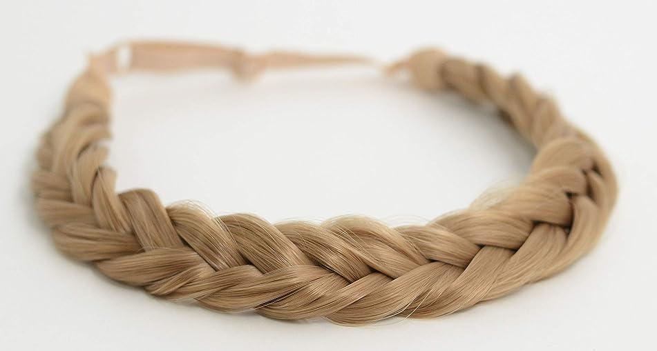 Madison Braids Women's Lulu Two Strand Hair Braid (Sunset Blonde)