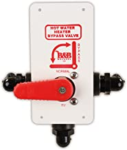 JR Products DVH-1-A Hot Water Tank Diverter Valve