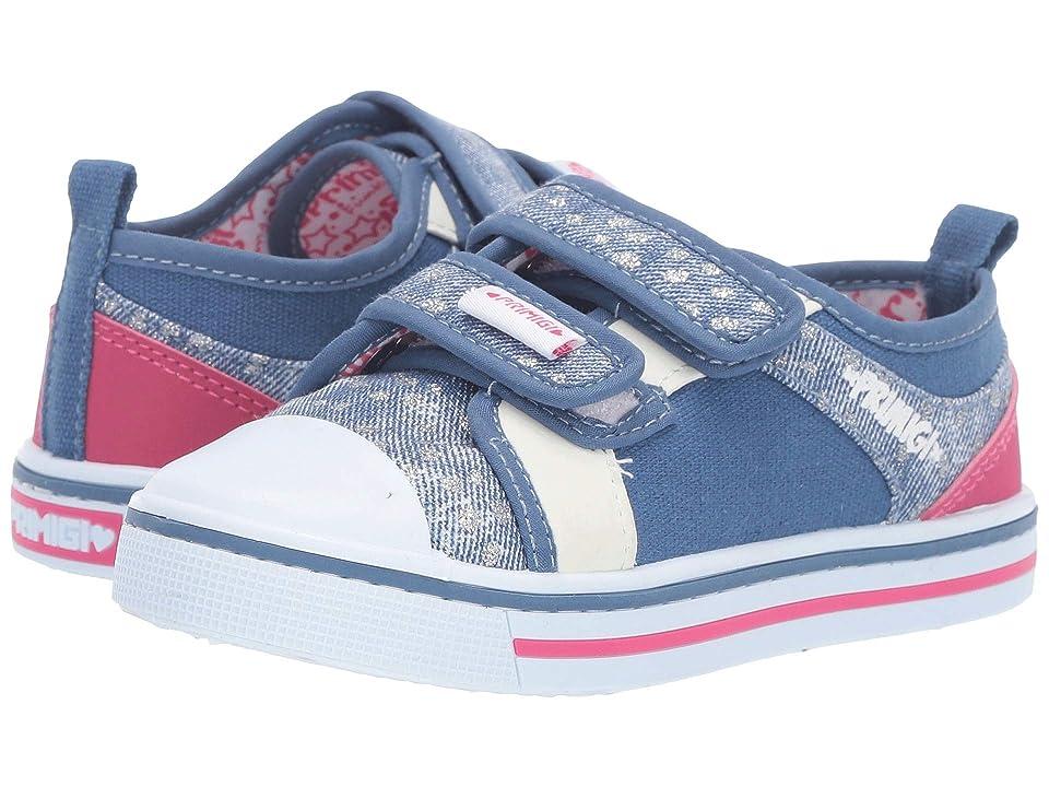 Primigi Kids PBU 34454 (Toddler) (Jeans) Girl