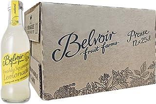 Belvoir Handmade Lemonade Presse Juice, 250 ml(pack of 12)