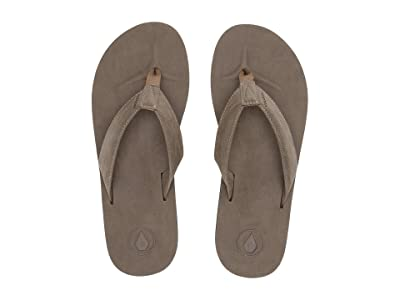 Volcom Fathom Sandal (Faded Army) Men