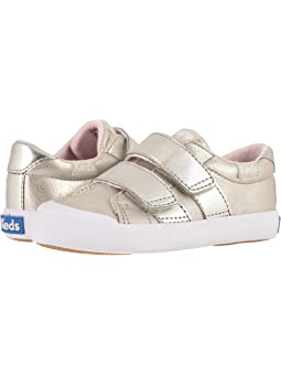 Girls Keds Silver Shoes + FREE SHIPPING