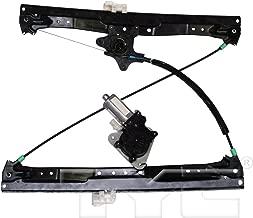 TYC 660396 Front Left Replacement Window Regulator