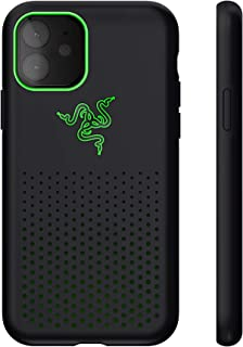 Razer Arctech Pro THS Edition for iPhone 11 Case: Thermaphene & Venting Performance Cooling - Wireless Charging Compatible - Drop-Test Certified up to 10 ft - Matte Black