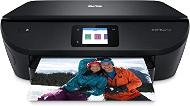 $99 » HP Envy Photo 7164 All in One Photo Printer with Wireless Printing, Instant Ink Ready, K7G99A (Renewed)