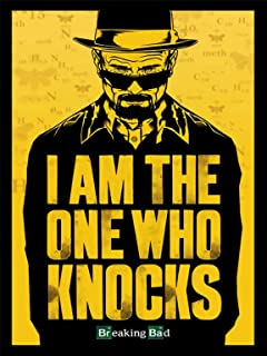Credence Collections Breaking Bad Heisenberg Popular HD Poster 12 x 16