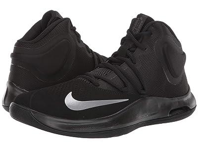 Nike Air Versatile IV NBK (Black/Metallic Cool Grey/Anthracite) Men