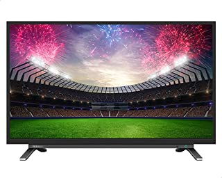 Toshiba LED 32 Inch HD TV with Built-In Receiver, Black - 32L3965EA