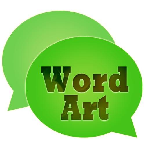 WordArt Chat Sticker WeChat Free