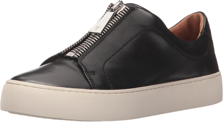 Frye Women's Lena Zip Low Sneaker
