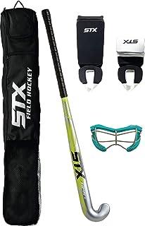 STX Field Hockey 初学者套装,带 2See-S 护目镜