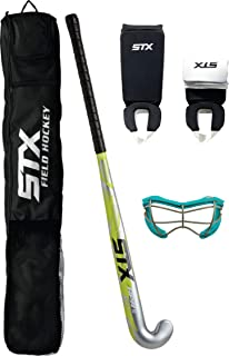 STX Field Hockey Junior Starter Pack with 2See-S Goggles