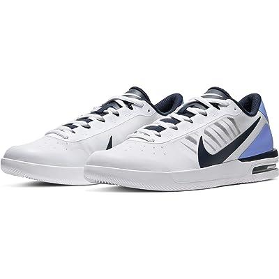 Nike NikeCourt Air Max Vapor Wing MS (White/Obsidian/Royal Pulse) Men