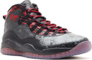 Mens Air Jordan 10 Retro DB Doernbecher Synthetic Basketball Shoes