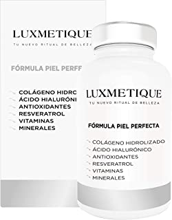 Luxmetique Fórmula Piel Perfecta - Complemento alimenticio