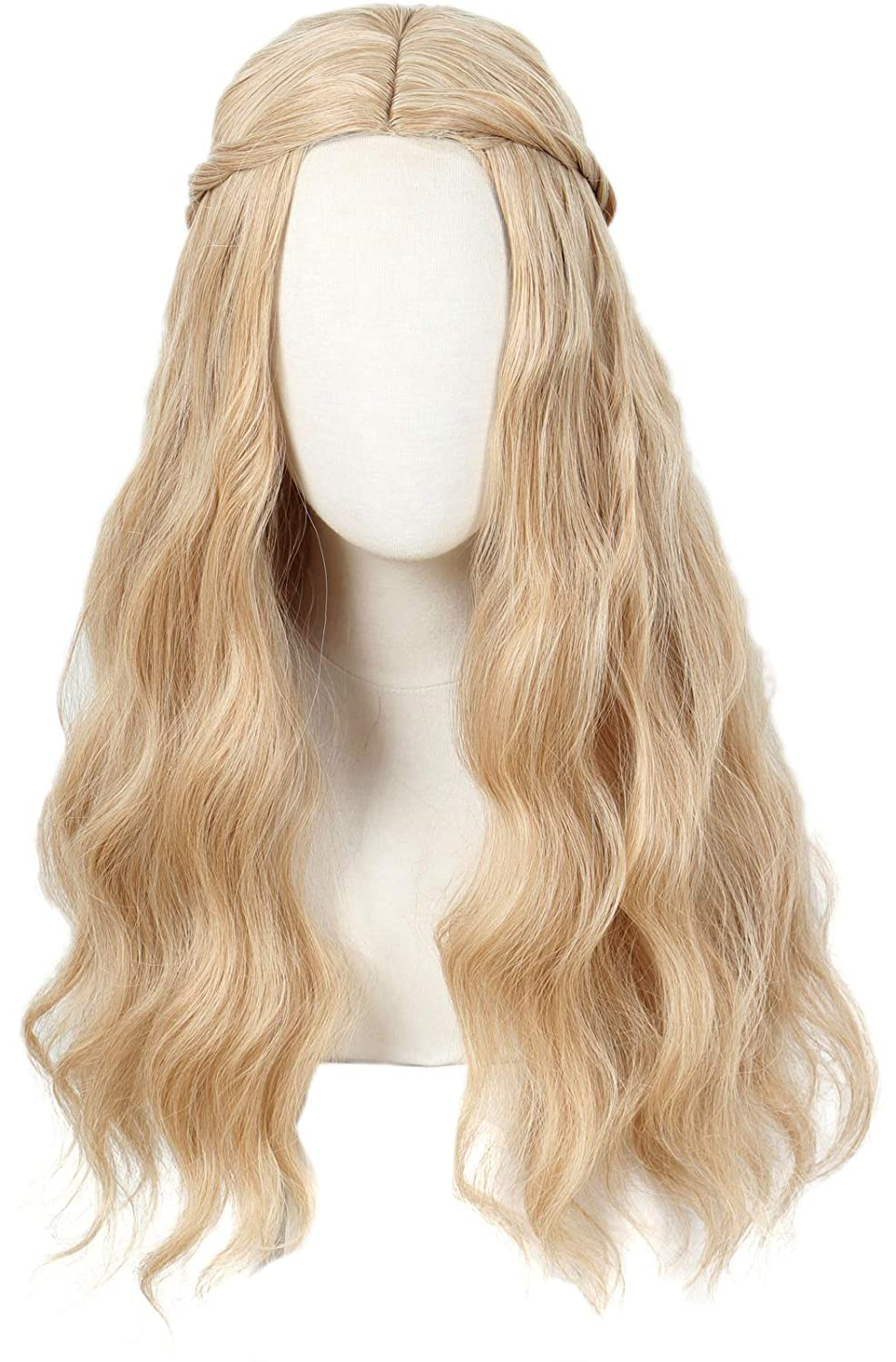 Linfairy Long Wavy Max 60% OFF Wigs Halloween Wig Cosplay Costume Women Limited time trial price for