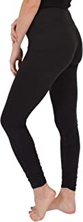 Oh So Soft High Waist Stretch Leggings with Ruched Ankle Detail, Tummy Control, Lightweight and Durable, for Women